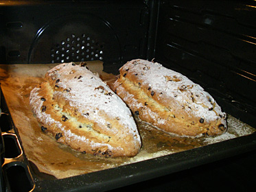 Seasonal Baking, Rijswijk, Netherlands, 2011